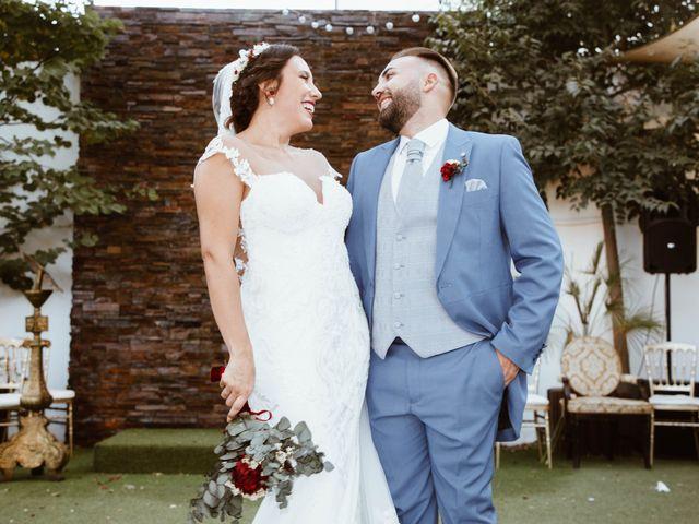 La boda de Jose Ramon y Laura en Toledo, Toledo 39
