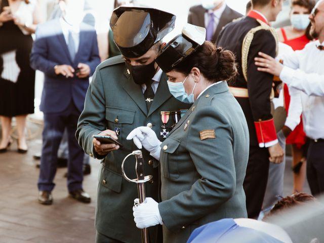 La boda de Jose Ramon y Laura en Toledo, Toledo 43