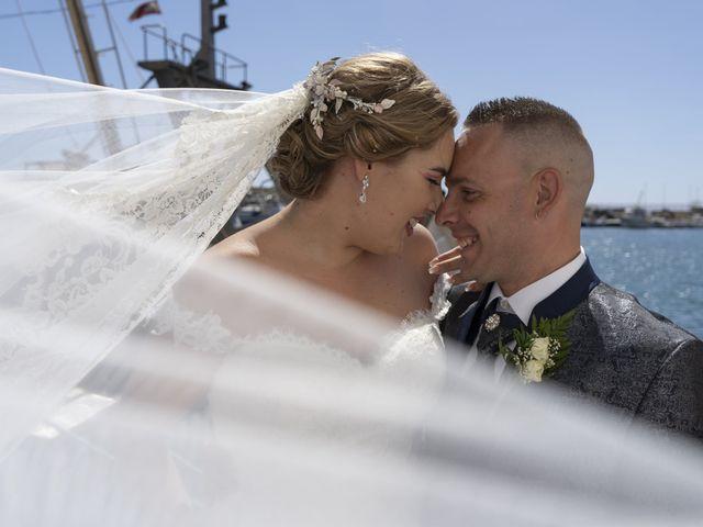 La boda de Juan y Alba