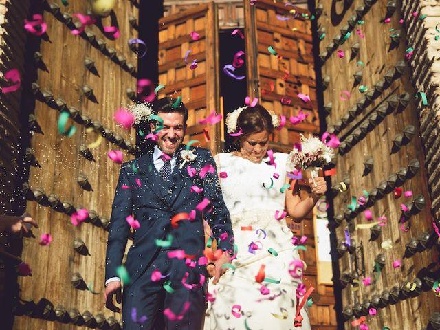 La boda de Fernando y Blanca en Toledo, Toledo 15