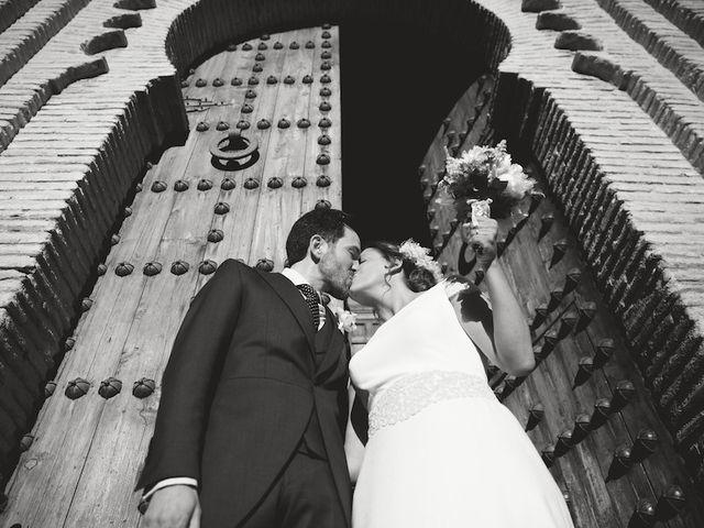 La boda de Fernando y Blanca en Toledo, Toledo 16