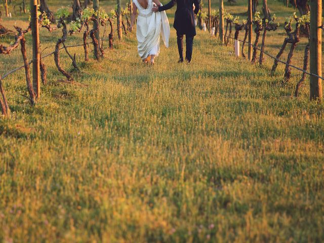 La boda de Fernando y Blanca en Toledo, Toledo 20