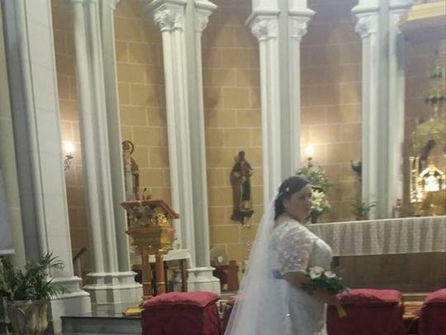 La boda de César y María Teresa  en Alacant/alicante, Alicante 5