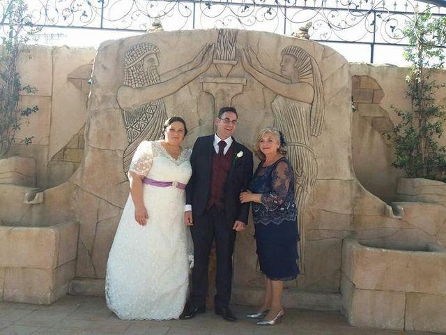 La boda de César y María Teresa  en Alacant/alicante, Alicante 2