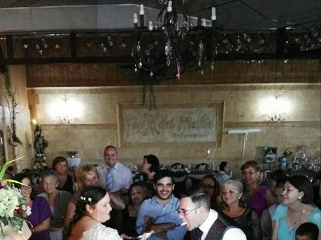 La boda de César y María Teresa  en Alacant/alicante, Alicante 6