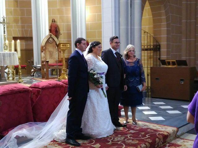La boda de María Teresa  y César