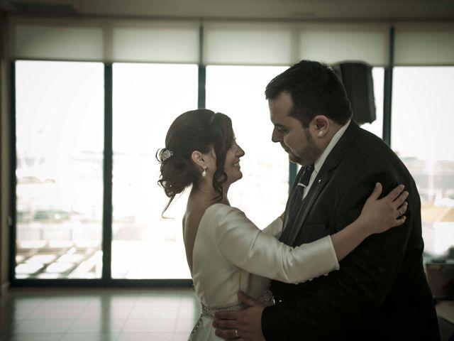 La boda de Cristian y Verónica en Castelló/castellón De La Plana, Castellón 25