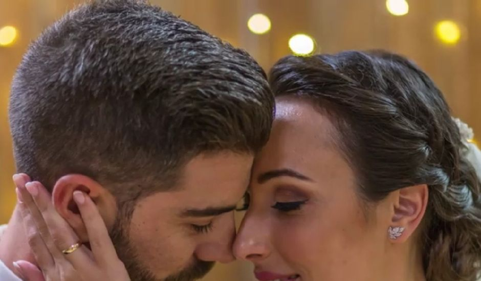 La boda de Alfonso  y Esther  en Los Alcazares, Murcia
