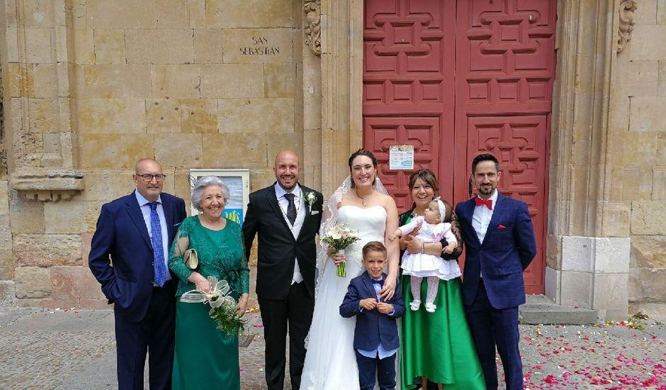 La boda de Jose Manuel y Luz en Salamanca, Salamanca