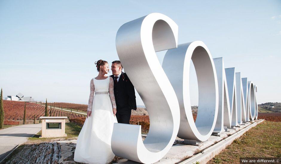 La boda de Dani y Arantxa en Barbastro, Huesca