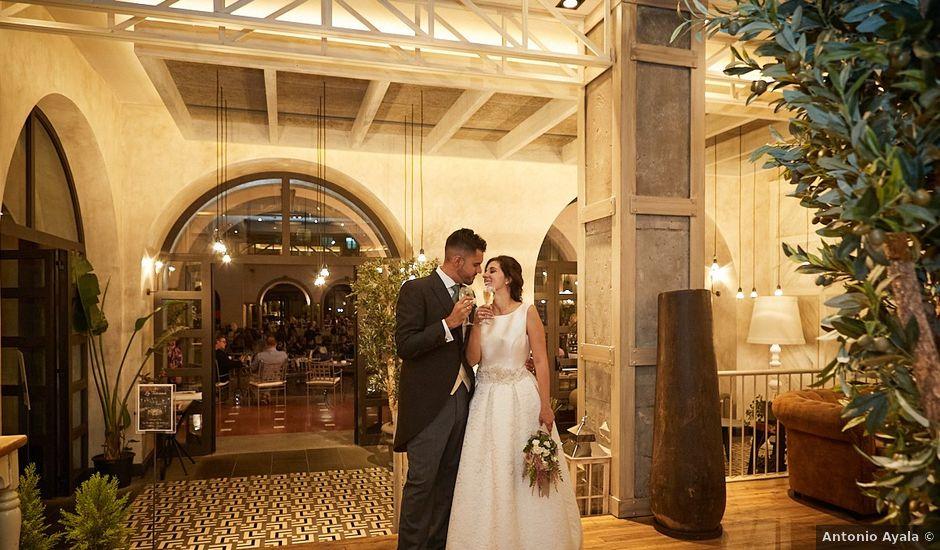 La boda de Adrián y Marta en Las Meloneras, Las Palmas