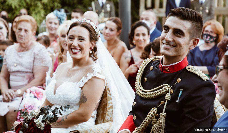 La boda de Jose Ramon y Laura en Toledo, Toledo