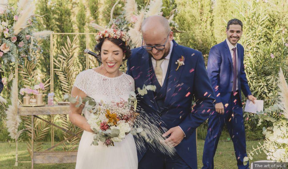 La boda de Jose y Esther en Jerez De La Frontera, Cádiz