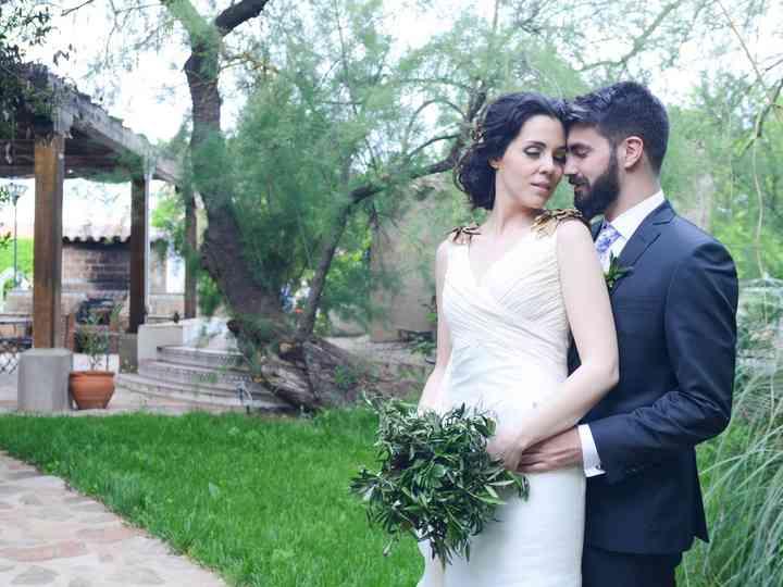 La boda de Zazu y Diego