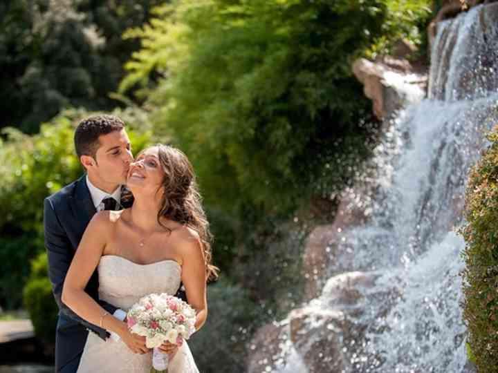 La boda de Maeva y Marc