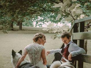 La boda de Aizea y Aide 1