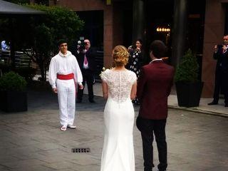 La boda de Aizea y Aide
