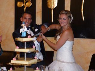 La boda de Cristina y Juan Carlos 2