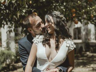 La boda de Miguel y Rosana