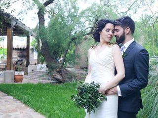 La boda de Zazu y Diego 1