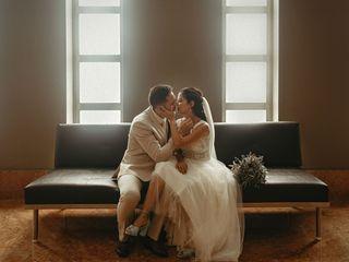 La boda de Iván y Fabiola
