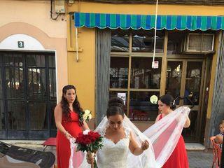 La boda de Mari y Franciaco javier 3