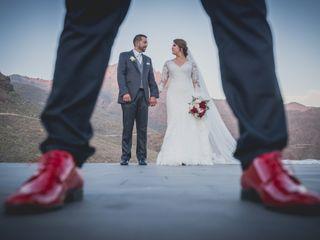 La boda de Aitana y Javier