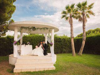 La boda de Iris y Javi