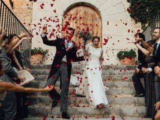 La boda de Marian y Quique