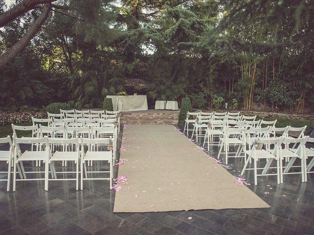 La boda de Rubén y Patricia en Guadarrama, Madrid 12
