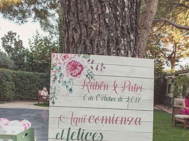 La boda de Rubén y Patricia en Guadarrama, Madrid 13