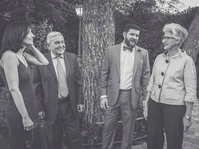 La boda de Rubén y Patricia en Guadarrama, Madrid 18