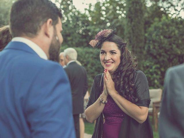 La boda de Rubén y Patricia en Guadarrama, Madrid 22