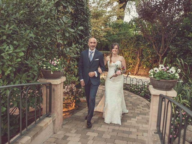 La boda de Rubén y Patricia en Guadarrama, Madrid 28