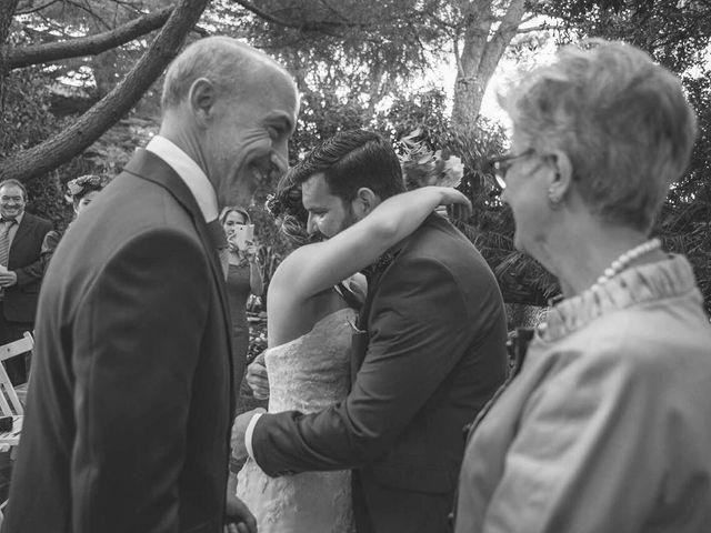 La boda de Rubén y Patricia en Guadarrama, Madrid 29
