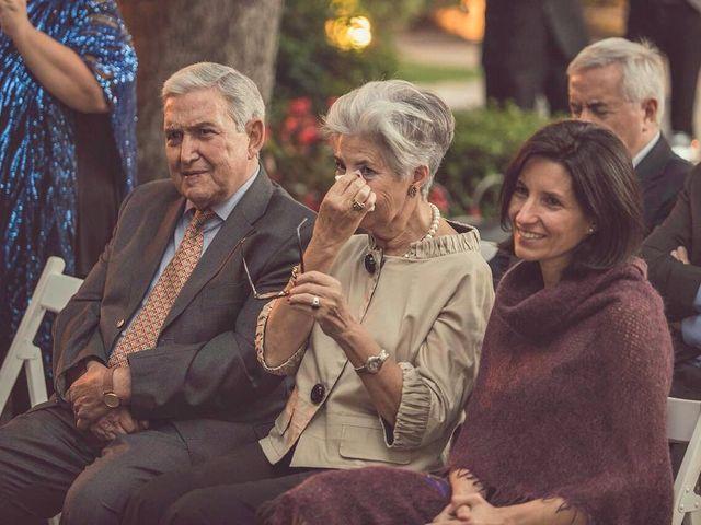 La boda de Rubén y Patricia en Guadarrama, Madrid 33