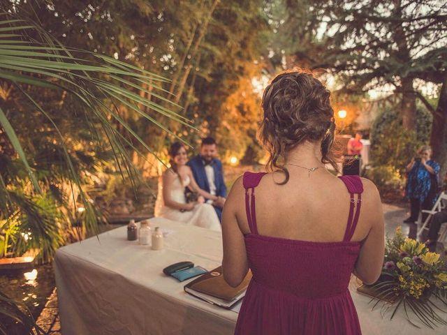 La boda de Rubén y Patricia en Guadarrama, Madrid 34