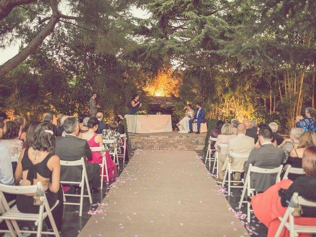 La boda de Rubén y Patricia en Guadarrama, Madrid 35