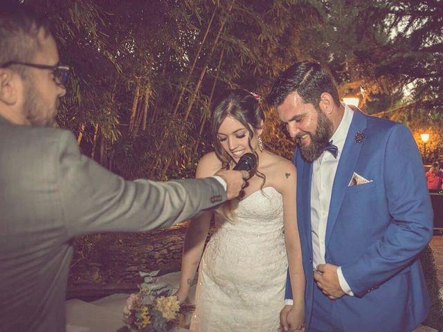 La boda de Rubén y Patricia en Guadarrama, Madrid 36
