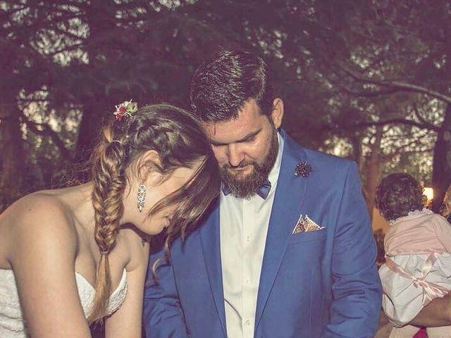 La boda de Rubén y Patricia en Guadarrama, Madrid 37