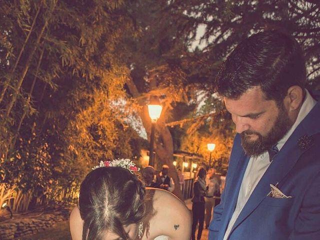 La boda de Rubén y Patricia en Guadarrama, Madrid 44