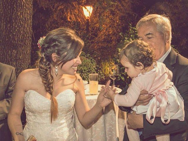 La boda de Rubén y Patricia en Guadarrama, Madrid 56