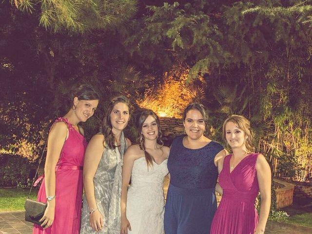 La boda de Rubén y Patricia en Guadarrama, Madrid 62