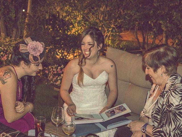 La boda de Rubén y Patricia en Guadarrama, Madrid 69