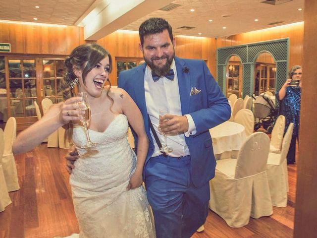 La boda de Rubén y Patricia en Guadarrama, Madrid 71