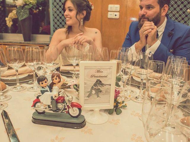 La boda de Rubén y Patricia en Guadarrama, Madrid 72