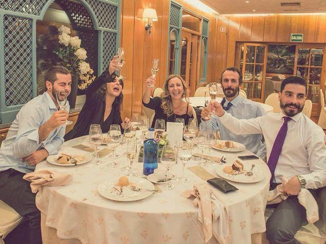 La boda de Rubén y Patricia en Guadarrama, Madrid 80