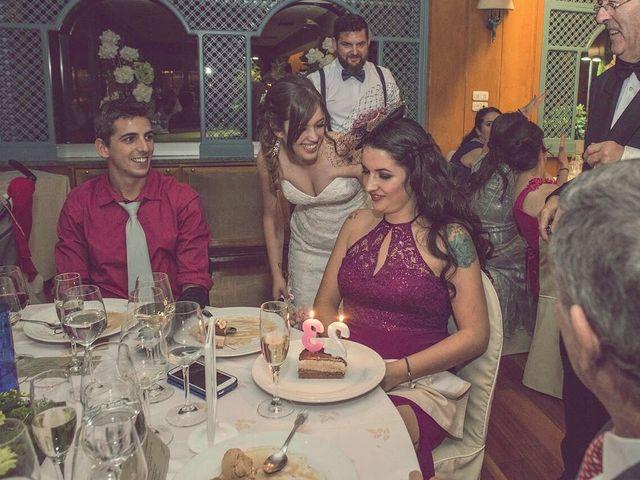 La boda de Rubén y Patricia en Guadarrama, Madrid 81