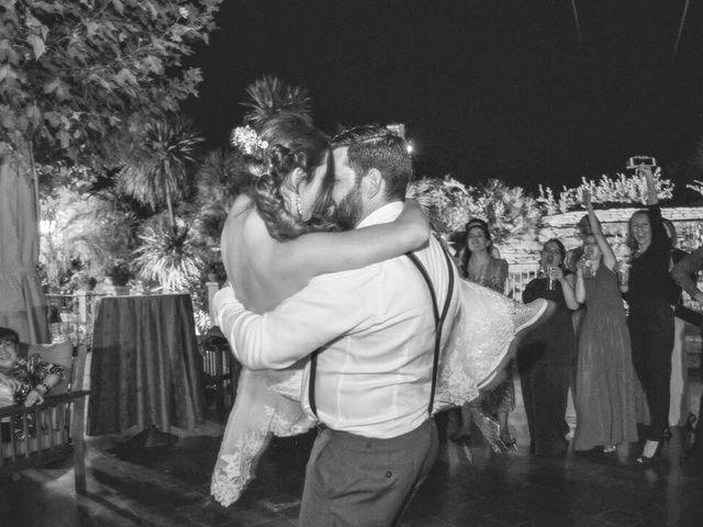 La boda de Rubén y Patricia en Guadarrama, Madrid 98