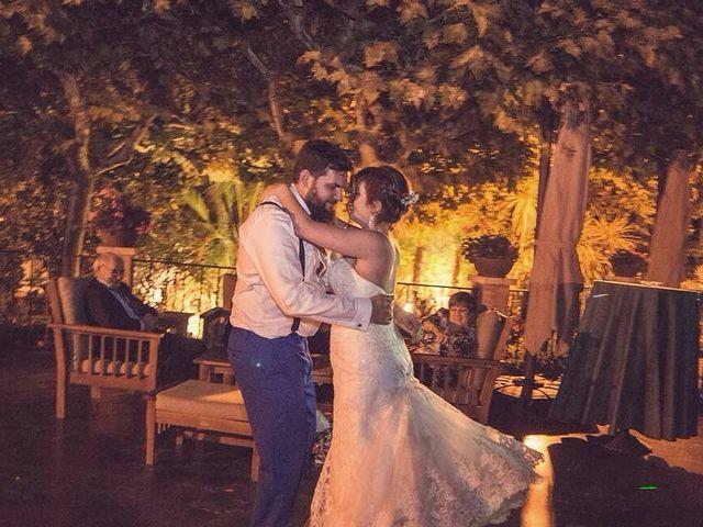 La boda de Rubén y Patricia en Guadarrama, Madrid 100